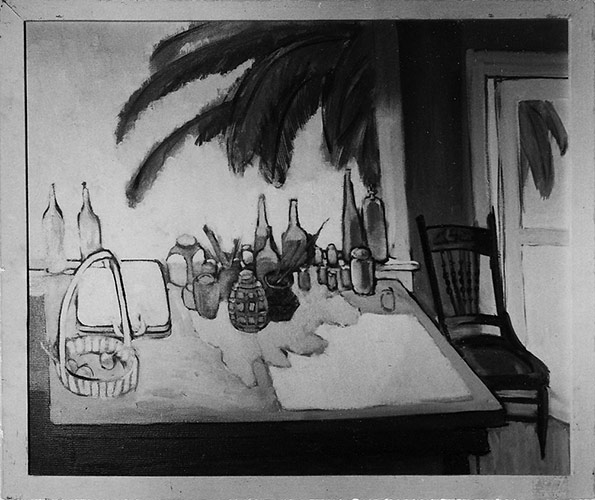 L.A. Studio – 1954