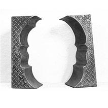 Head Columns I,II (Maquette) – 1964-65