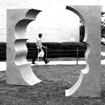 Head Columns I,II – 1965