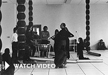 Hofstra University Calkins Gallery – 1973 (Video)