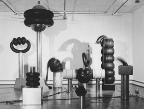 Sound Sculpture 1967-1973
