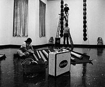 Weslyan University, CT – 1971