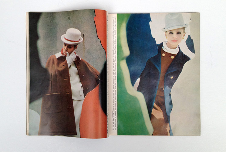 Harper's Bazaar August – 1963
